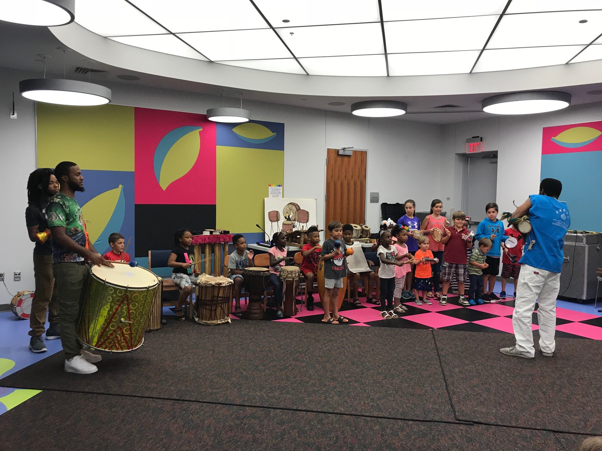 World Of Percussion 16